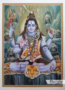 SADHU o FACHIRI e SIVA Mahadeva