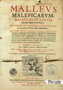 Liberarsi da antiche usanze Malleus Maleficarum