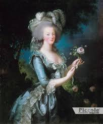 I gioielli delle amanti: Maria Antonietta