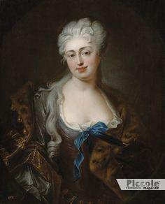 La congiura contro l'amante: Maria Magdalena Von Denhoff