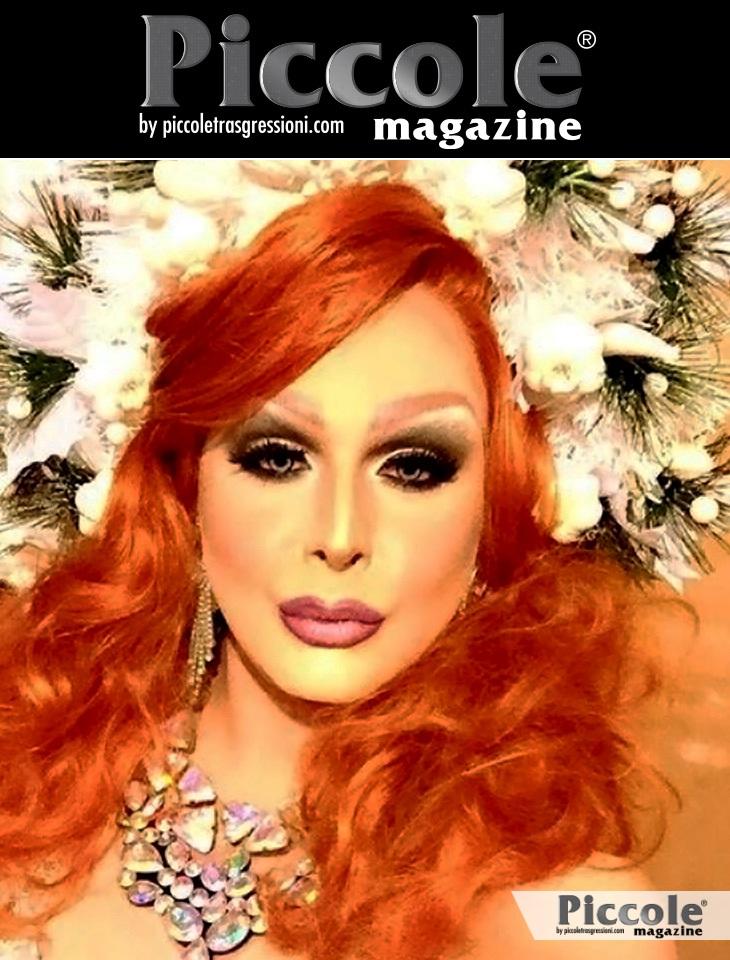 Maruska Starr, Drag Queen a Roma: polvere di stelle!