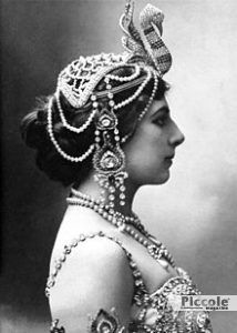 La Donna del LEONE: Mata Hari