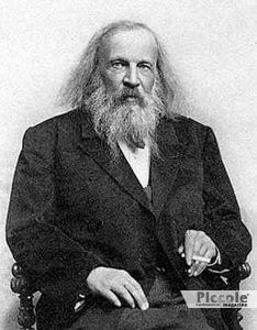MERCURIO nei segni di Terra e Aria Mendeleiev