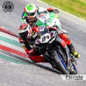 Intervista al motociclista cat 600 Michael Carbonera