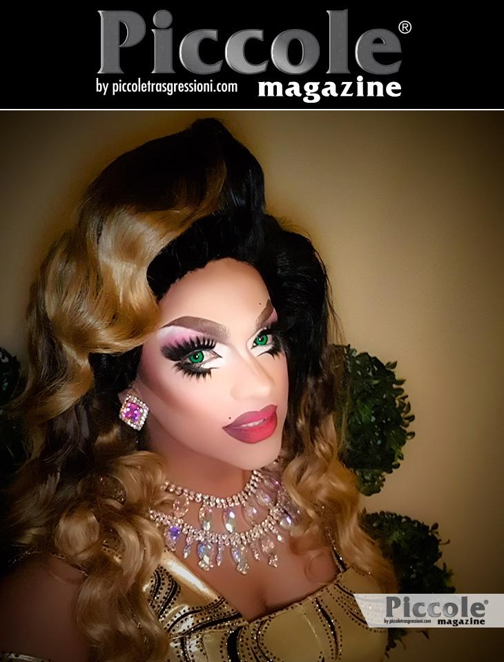 Shantey Miller: la drag queen con il cuore d'oro