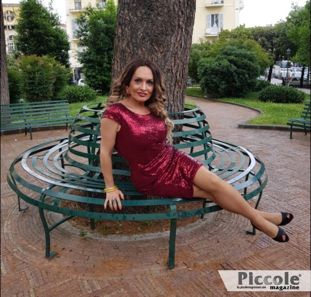 Nadia Girardi: 'vi aspetto a Sanremo Drag e al Roma Pride!'