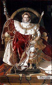LUNA nei segni di Terra e Aria Napoleone I