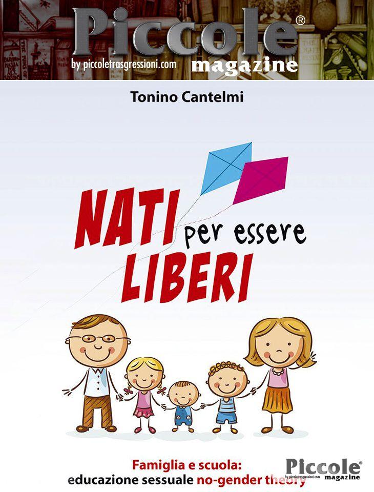 Foto copertina del libro Libro Nati per essere liberi
