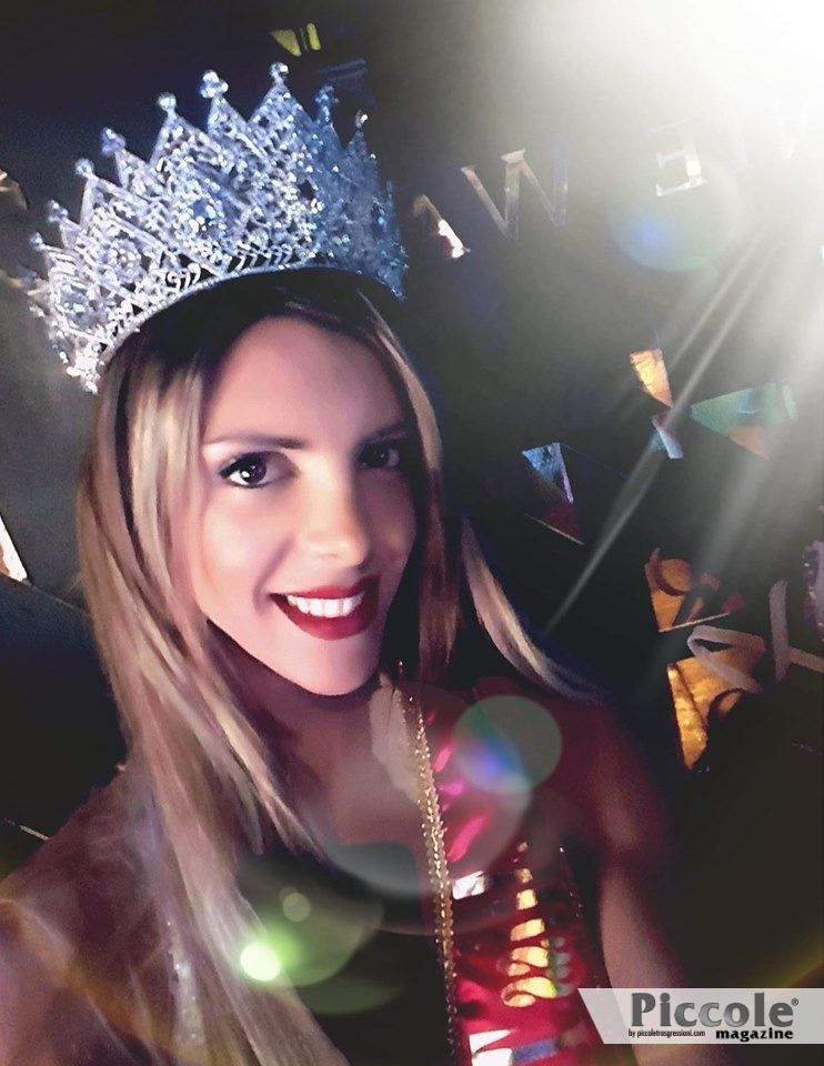 Intervista a Nicole Salazar, Miss Trans Star Uruguay 2019