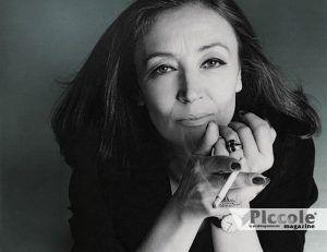 Come conquistare la donna CANCRO: Oriana Fallaci
