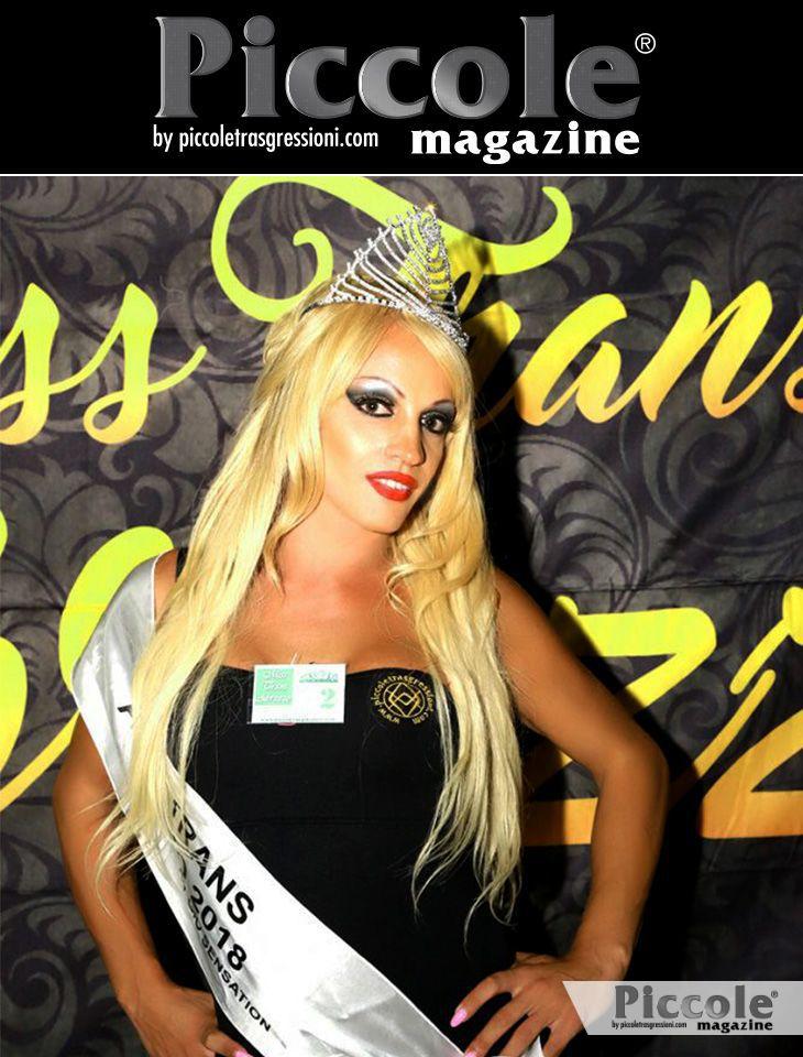 Intervista a Pamela Viana, Miss Trans Abruzzo 2018