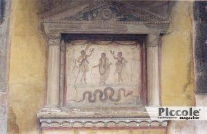 MEDICINA ed EROS Picumnus e Pilumnus