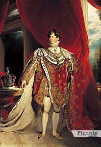 I gioielli delle amanti: re Giorgio IV