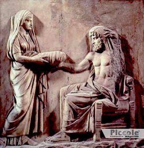 PROSTITUZIONE Sacra e Profana: Rea e Saturno