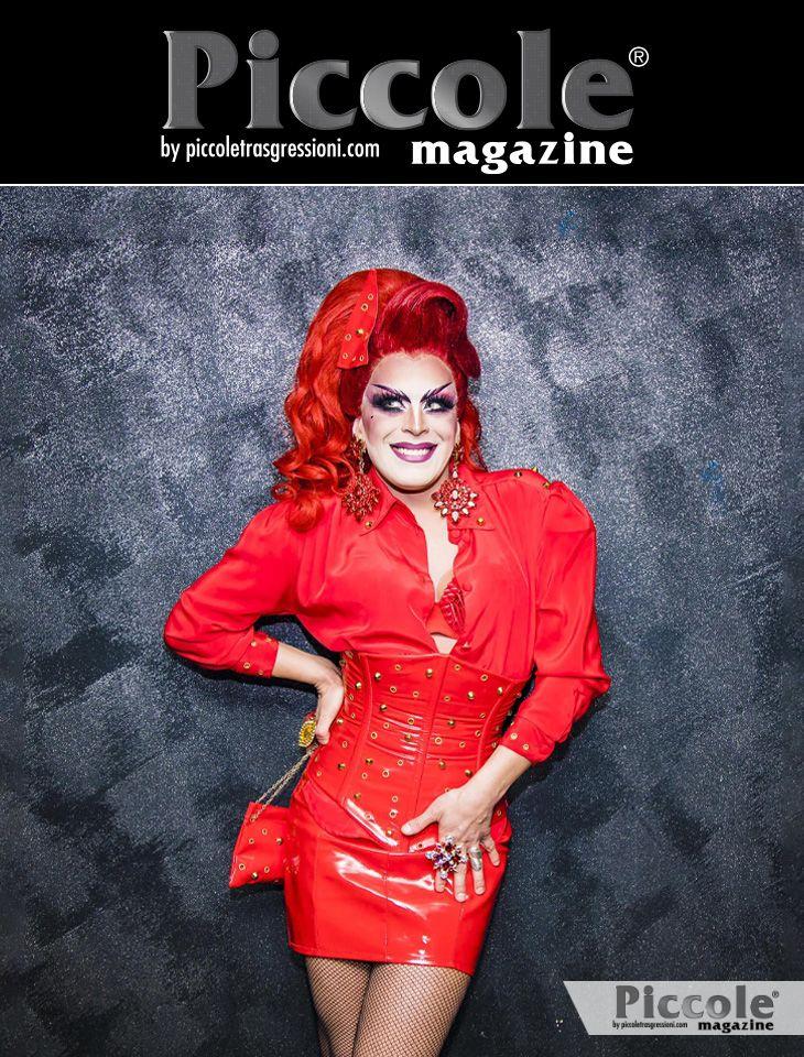 Intervista a drag Rose Royce, un arcobaleno di vita!