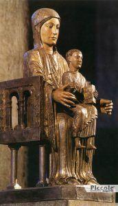 I FALLOFORI Vergine di Orcival