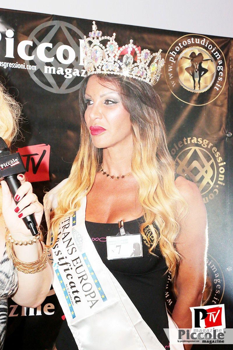 Intervista a Sara Finizio, Miss Trans Europa 2018