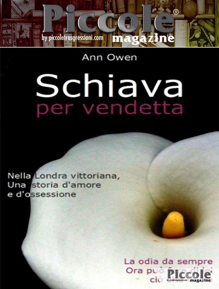 Foto copertina del libro Schiava per vendetta di Ann Owen