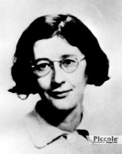 VENERE nei segni di Terra e Aria Simone Weil