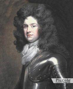 IL RIPOSO DELLE FAVORITE: Sir David Colyear