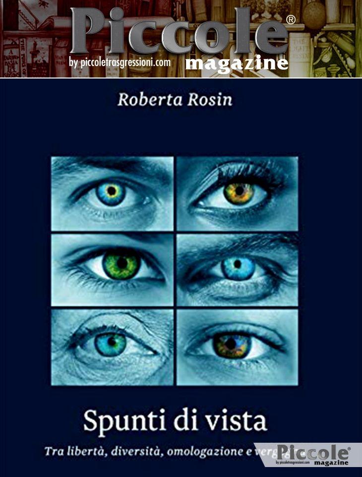 Foto copertina del libro Spunti di Vista di Roberta
