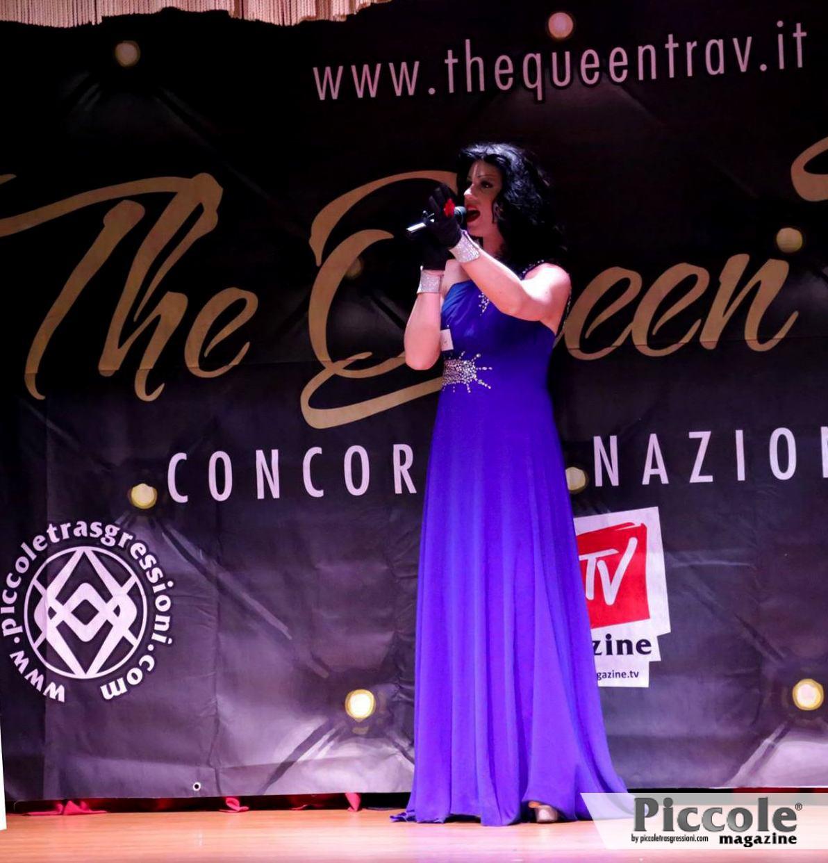 Intervista a Lakisha Moore, vincitrice del concorso nazionale The Queen Trav 2018.