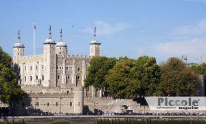 I gioielli delle amanti: Torre di Londra