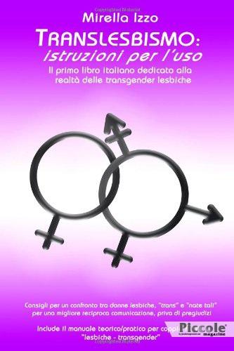 Foto copertina del libro translesbismo