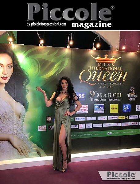 Valentina Melo, trans a Milano, ci racconta il Miss International Queen 2018