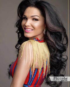 Miss Valentina Melo, vincitrice Miss Trans Italia e Sudamerica 2017