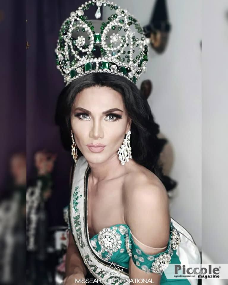 Intervista a Valeria Montiel, Miss Earth International 2018