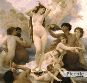 ESPORTAZIONE DEL CULTO: Venere