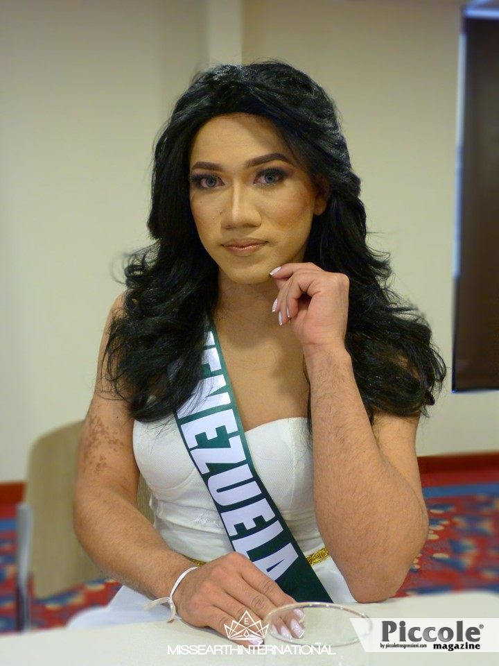 Intervista a Victoria Landeerr, Miss Venezuela a Miss Earth International 2019