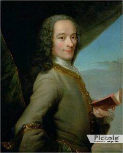 MERCURIO nei segni di Terra e Aria Voltaire